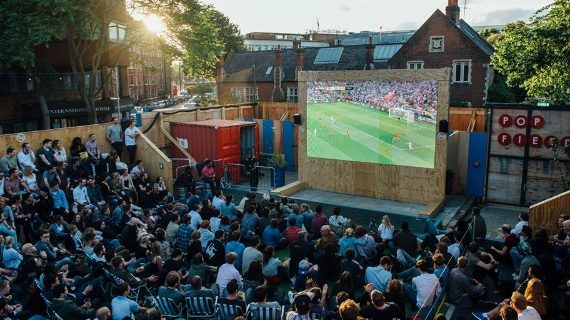 Places to watch the World Cup in South London