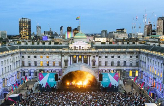 The Best Outdoor Music Venues in London